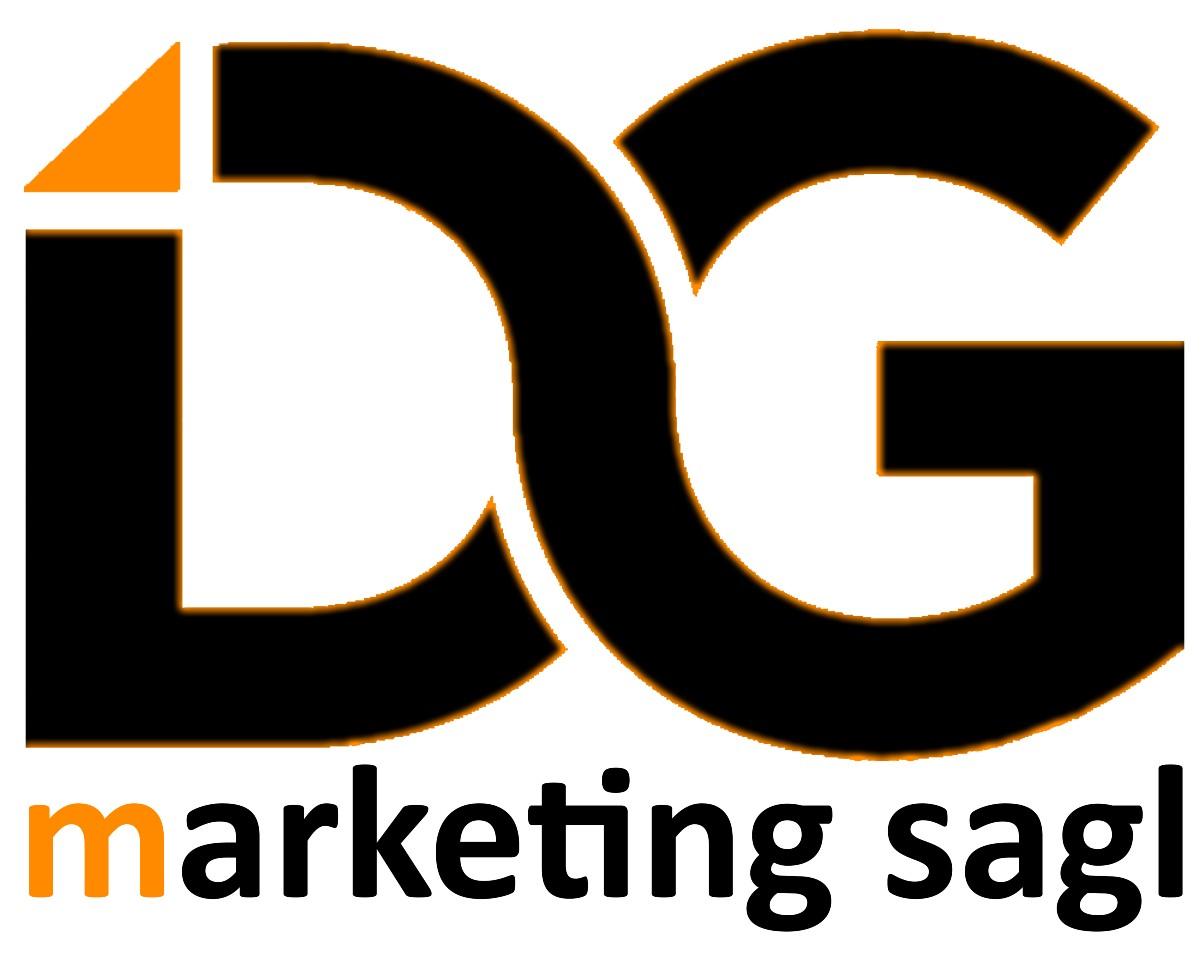 logo DG MARKETING SAGL